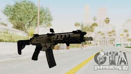 HBRA3 Advanced Warfare для GTA San Andreas