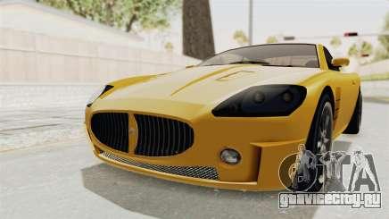 GTA 5 Ocelot F620 SA Lights для GTA San Andreas