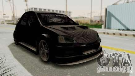 Dacia Logan Loco Tuning для GTA San Andreas