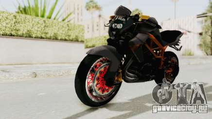 Kawasaki ER 6N Superbike для GTA San Andreas
