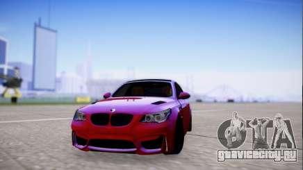 BMW M5 E60 Huracan для GTA San Andreas
