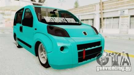 Fiat Fiorino v2 для GTA San Andreas