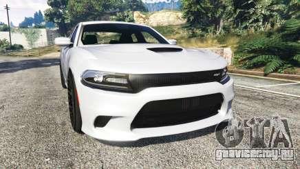 Dodge Charger SRT Hellcat 2015 v1.3 для GTA 5