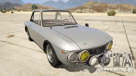 Lancia Fulvia для GTA 5