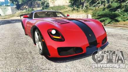 Devon GTX 2010 v0.2 для GTA 5