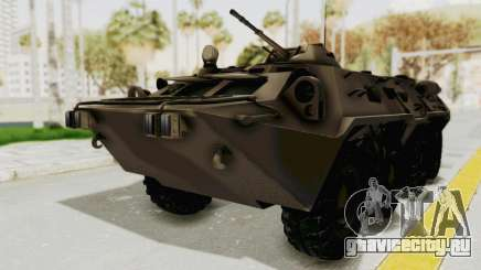 BTR-80 Desert Turkey для GTA San Andreas