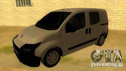 Fiat Fiorino Combi Mix для GTA San Andreas