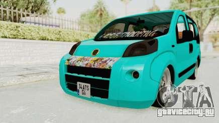 Fiat Fiorino Hellaflush v1 для GTA San Andreas