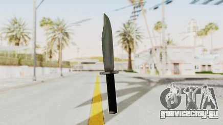 Liberty City Stories - Knife для GTA San Andreas