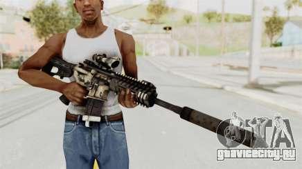 P416 Silenced для GTA San Andreas