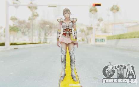 Dynasty Warriors 8: Xtreme Legends - Lu Lingqi 2 для GTA San Andreas второй скриншот