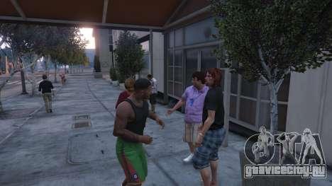 Knockout для GTA 5 третий скриншот
