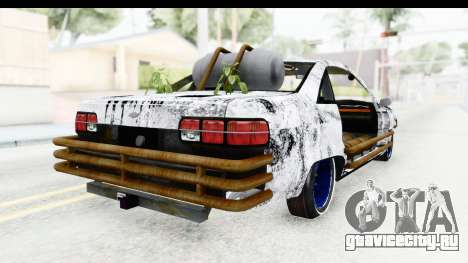 Chevrolet Caprice 2012 End Of The World для GTA San Andreas вид слева