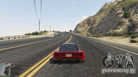Faster AI Drivers 2.0 для GTA 5 третий скриншот