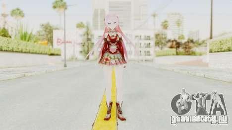 Sengoku Otome Luka для GTA San Andreas второй скриншот