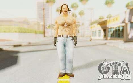 Def Jam Fight For New York - Danny Trejo для GTA San Andreas второй скриншот