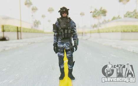 Federation Elite Assault Urban-Navy для GTA San Andreas второй скриншот