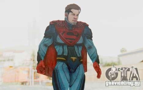 Injustice 2 - Superman для GTA San Andreas