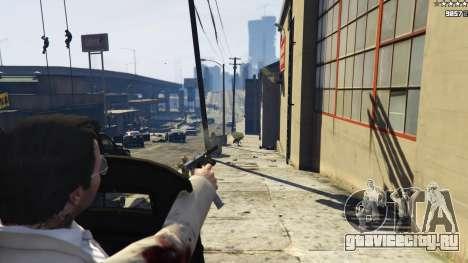 Shield Mod 0.2 для GTA 5 третий скриншот