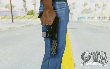 GTA 5 Vom Feuer Machine Pistol для GTA San Andreas третий скриншот