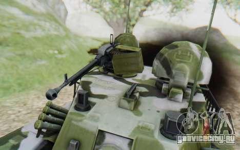 Norinco Type 63 для GTA San Andreas вид сзади
