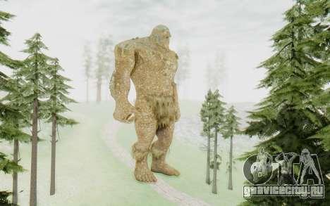 Hyperion для GTA San Andreas второй скриншот
