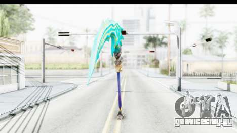 Orochi Weapon для GTA San Andreas второй скриншот