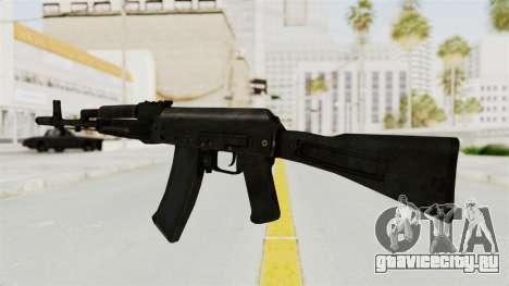 AK-74M v1 для GTA San Andreas второй скриншот