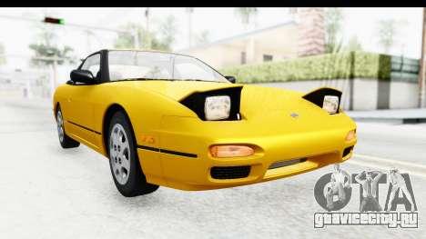 Nissan 240SX 1994 v1 для GTA San Andreas вид справа
