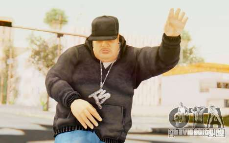 Def Jam Fight For New York - Fat Joe для GTA San Andreas