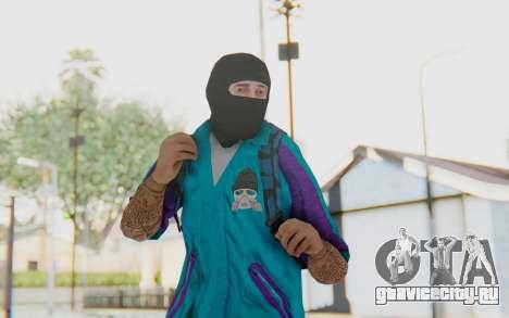 Robbery Skin для GTA San Andreas
