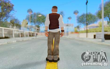 Gary Smith v2 для GTA San Andreas третий скриншот