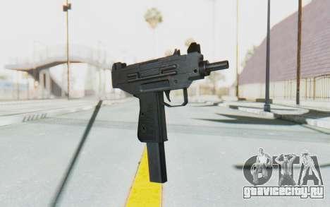 Mini Micro Uzi v1 для GTA San Andreas второй скриншот