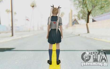 DoA 5: LR - Marie Rose (NewComer) для GTA San Andreas третий скриншот
