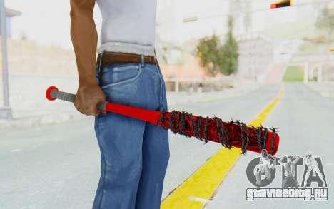 Lucile Bat v3 для GTA San Andreas третий скриншот
