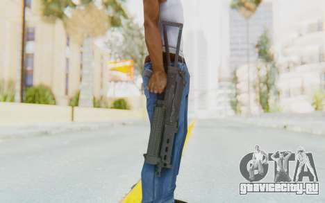 Federation Elite PP19 для GTA San Andreas третий скриншот