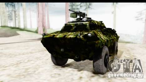 BOV 86M Camo для GTA San Andreas