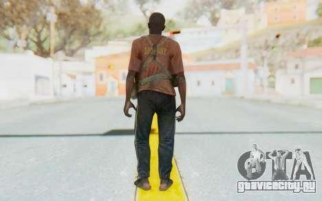 CoD MW3 Africa Militia v3 для GTA San Andreas третий скриншот