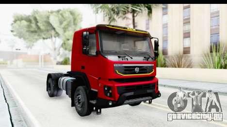 Volvo FMX Euro 5 v2.0 для GTA San Andreas
