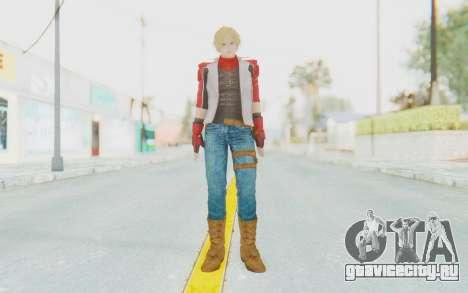 Leo Kliesen Skin для GTA San Andreas второй скриншот