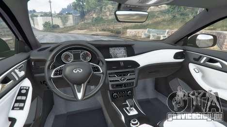 Infiniti Q30 2016 для GTA 5