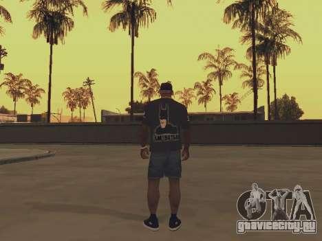 Футболка Я БЭТМЭН для GTA San Andreas
