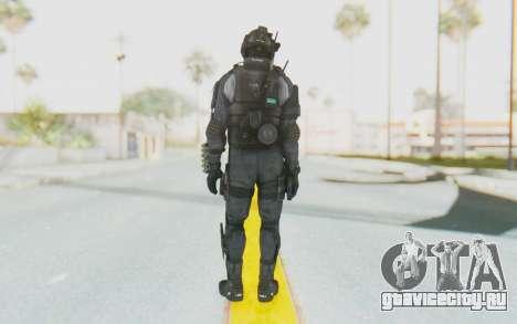 Federation Elite Shotgun Original для GTA San Andreas третий скриншот