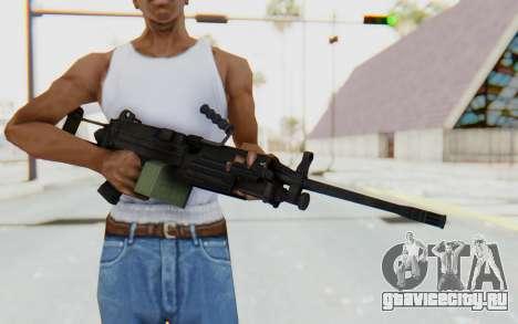 FN Minimi M249 Para для GTA San Andreas