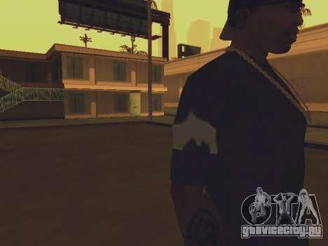 Футболка Я БЭТМЭН для GTA San Andreas третий скриншот