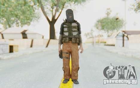 CoD MW3 Suicide Bomber для GTA San Andreas второй скриншот