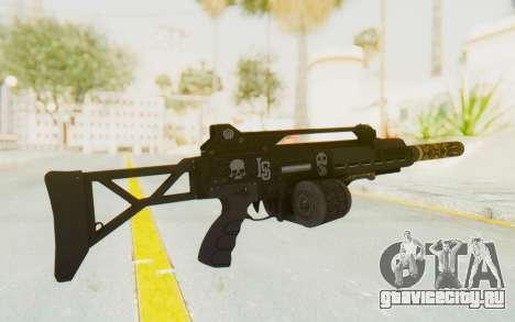 GTA 5 DLC Finance and Felony - Special Carbine для GTA San Andreas второй скриншот