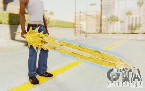 Blade of Olympus для GTA San Andreas