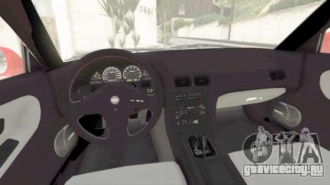 Nissan 180SX Type-X v1.0 для GTA 5 вид справа