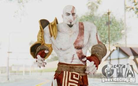 Kratos v1 для GTA San Andreas